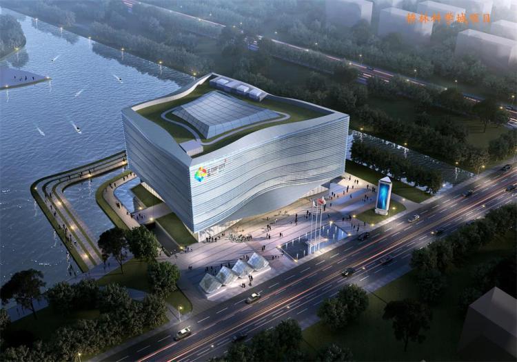 桥林科学城-目标:国家优质工程奖