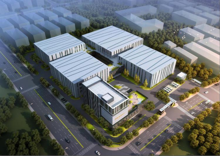 紫峰研创中心EPC总承包项目