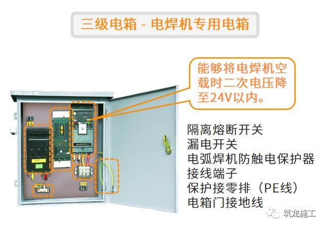 干施工现场临时用电常识及常见问题-第7张图片-南京九建