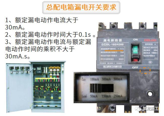 干施工现场临时用电常识及常见问题-第14张图片-南京九建