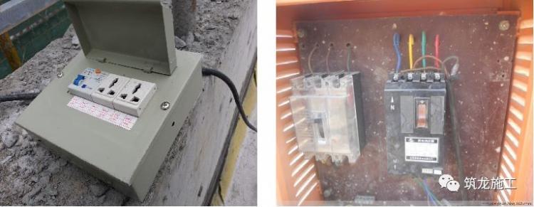 干施工现场临时用电常识及常见问题-第23张图片-南京九建