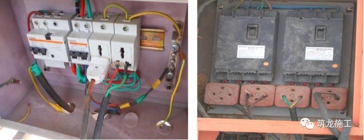 干施工现场临时用电常识及常见问题-第32张图片-南京九建