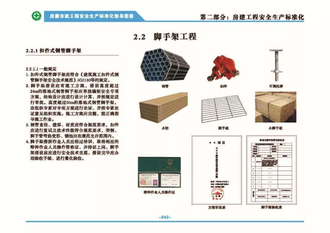 安全生产标准化指导图集-第49张图片-南京九建