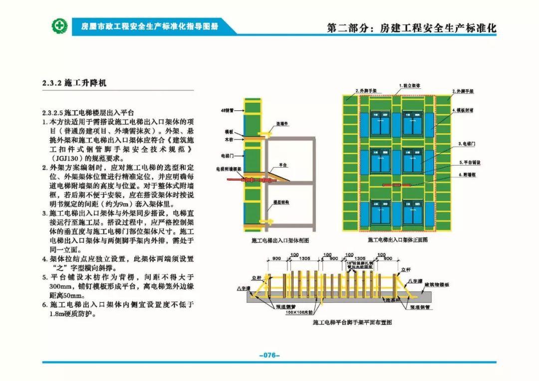 安全生产标准化指导图集-第83张图片-南京九建