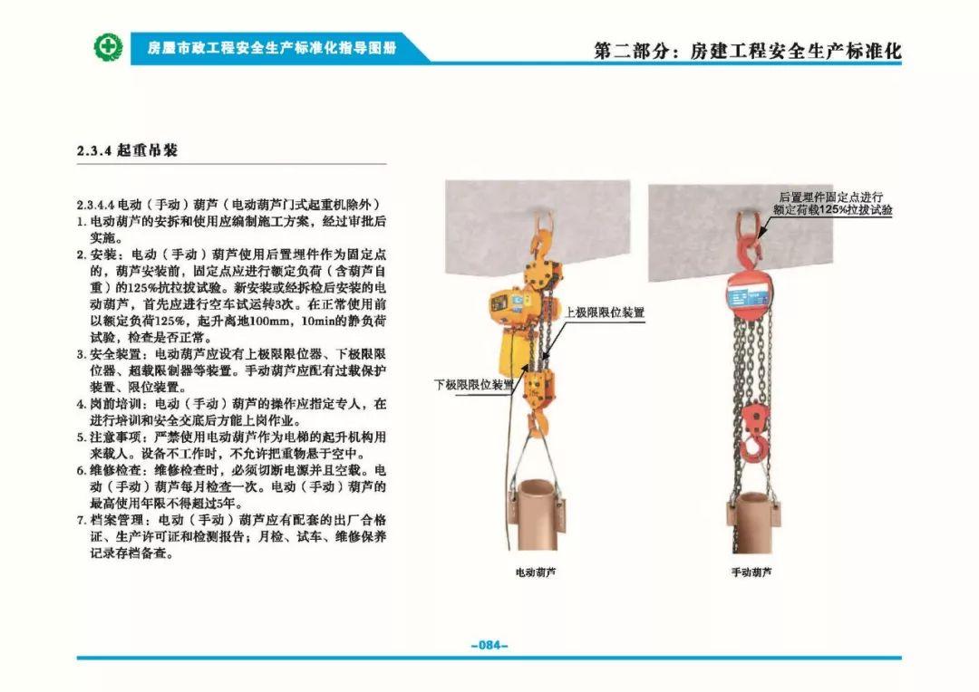 安全生产标准化指导图集-第91张图片-南京九建