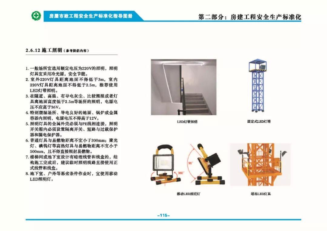 安全生产标准化指导图集-第122张图片-南京九建
