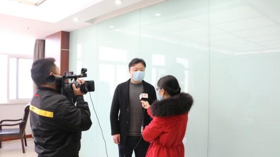 南京九建向六合区红十字会捐款,齐心协力共抗疫情!-第9张图片-南京九建